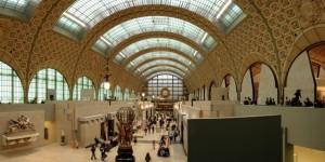 Gare d'Orsay din Paris